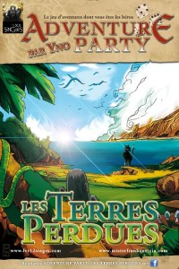 Adventure Party, Les Terres Perdues