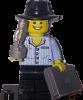 Moi en Minifig Lego